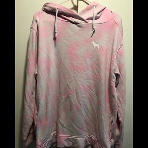 Victoria's Secret PINK pink hoodie Medium